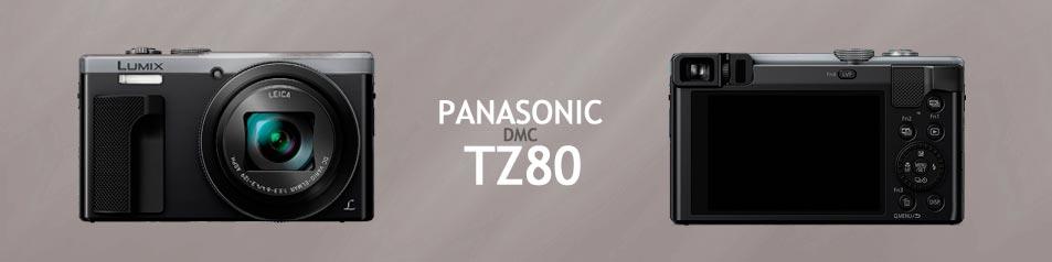 Panasonic DMC-TZ80