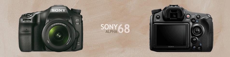 Sony Alpha 68