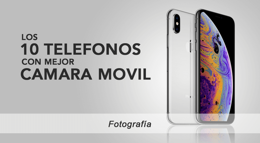 mejor cámara móvil